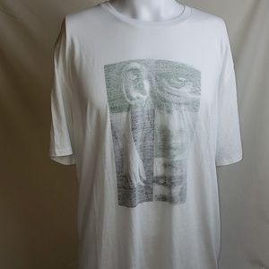 Brixton Ear Nose Mouth Graphic TShirt 2XL NWT